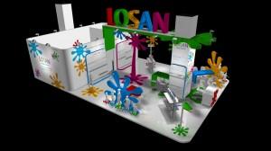II LOSAN 3 8