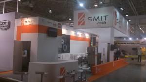 zdjęcie stoiska SMIT